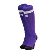 Borussia Dortmund 18-19 Third Goalkeeper Purple Soccer Socks