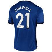 2020/2021 Chelsea Home Blue Men's Soccer Jersey Chilwell #21