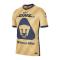 2020/2021 UNAM Pumas Third Away Golden Soccer Jersey Men's
