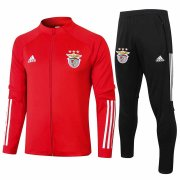 2020-2021 Benfica Red Jacket Soccer Training Suit