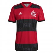 2020/2021 Flamengo Home Men's Soccer Jersey