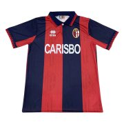 1995/96 Bologna F.C. 1909 Retro Home Soccer Jersey Men