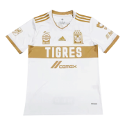 2020/2021 Tigres UANL Third Away White Soccer Jersey Men's