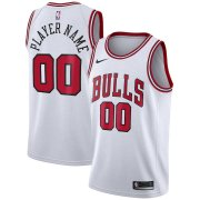 Chicago Bulls White Swingman - Association Edition Jersey