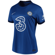2020/2021 Chelsea Home Blue Women Soccer Jersey Shirt
