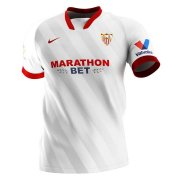 2020/2021 Sevilla Home Soccer Jersey Men's