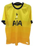 2020/2021 Tottenham Hotspur Third Yellow Soccer Jersey Men's