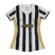 2020/21 Juventus Home White Women Soccer Jersey Shirt