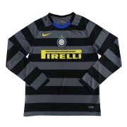 2020/2021 Inter Milan Third LS Soccer Jersey Men's