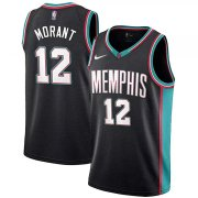 Memphis Grizzlies Retro Black Swingman Jersey Men