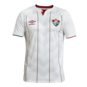 2020/21 Fluminense FC Away White Men Soccer Jersey Shirt