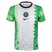 2020/2021 Nigeria Home Green&White Soccer Jersey Men's