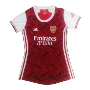 2020/21 Arsenal Home Red Women Soccer Jersey Shirt