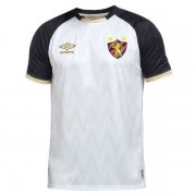 2020/2021 Recife Away White Soccer Jersey Men's