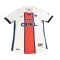 98/99 PSG Away White Retro Soccer Jersey Shirt Men