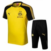 Borussia Dortmund 18-19 Training Short Kit Yellow