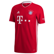2020/2021 Bayern Munich Home Red Men's Soccer Jersey Shirt