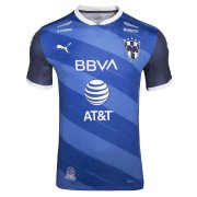 2020/2021 Monterrey Away Blue Soccer Jersey Men's