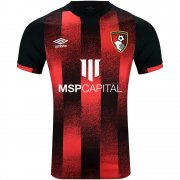 2020/2021 A.F.C. Bournemouth Home Soccer Jersey Men's