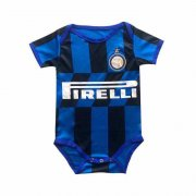 2019/2020 Inter Milan Home Blue Baby Infant Crawl Soccer Jersey Shirt
