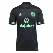 2020/2021 Celtic FC Third Black Soccer Jersey Men's