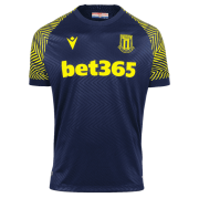2020/2021 Stoke City Away Soccer Jersey Men's
