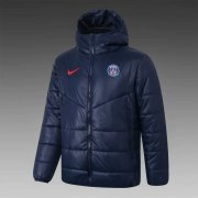 2020/2021 PSG Navy Soccer Winter Jacket Men's