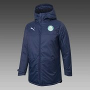 2020/2021 Palmeiras Navy Soccer Winter Jacket Men's