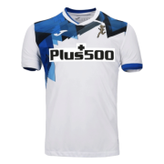 2020/2021 Atalanta BC Away White Soccer Jersey Men's