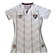 2020/2021 Fluminense Away White Women Soccer Jersey Shirt