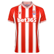 2020/2021 Stoke City Home Soccer Jersey Men's