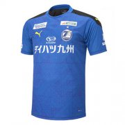 2020/2021 Oita Trinita Home Blue Soccer Jersey Men's