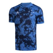 2020/2021 Cruzeiro Third Blue Soccer Jersey Men's