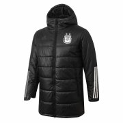 2020/2021 Argentinal Black Soccer Winter Jacket Men's