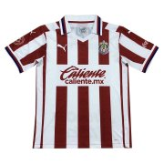 2020/21 Chivas Home Men Soccer Jersey Shirt