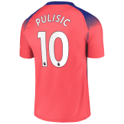 2020/2021 Chelsea Third Men's Soccer Jersey Pulisic #10