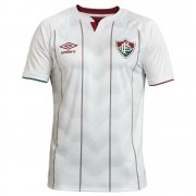 2020/2021 Fluminense Away White Men Soccer Jersey Shirt