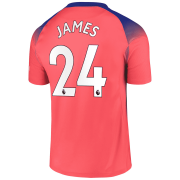 2020/2021 Chelsea Third Men's Soccer Jersey James #24
