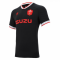 2020/2021 Wales Away Black Rugby Soccer Jersey Men's
