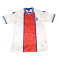 94/95 PSG Away White Retro Soccer Jersey Shirt Men