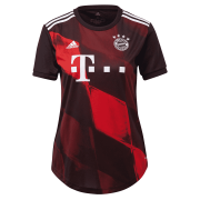 2020/2021 Bayern Munich Third Black Soccer Jersey Women's