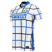 2020/2021 Inter Milan Away White Soccer Jersey Women's
