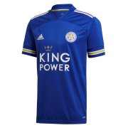 2020/2021 Leicester City Home Blue Soccer Jersey Men's