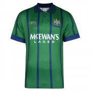 1995 Newcastle United Retro Away Men Soccer Jersey Shirt