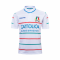 19/20 Italy Away White Rugby Soccer Jersey Men's