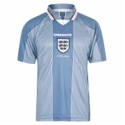 1996 England Retro Away Men Soccer Jersey Shirt