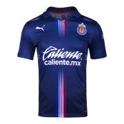 2020/2021 Chivas Guadalajara Third Away Navy Soccer Jersey Men's