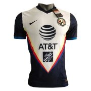 2020/2021 Club America Home Navy&White Soccer Jersey Men's - Match