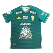 2020/2021 Club Leon Home Green Soccer Jersey Men's