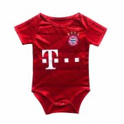 2019/2020 Bayern Munich Home Red Baby Infant Crawl Soccer Jersey Shirt